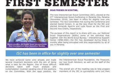 Raportage di e prome semester di ISC