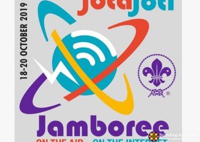 JOTA JOTi 2019 Badge