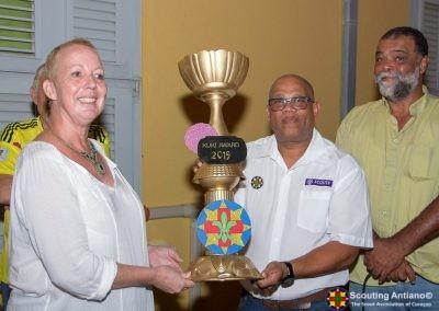 Kuki Award 2019 - Scouting Antiano