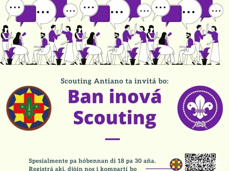 """Proyekto """"Ban Inová Scouting"""""""